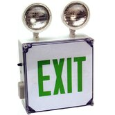Morris Products Exit And Emergency Lights