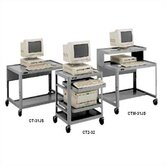 CTM-31JS Steel Computer Table