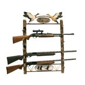 Gun Rack - Duck Motif
