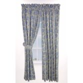 Rustic Life Cotton Rod Pocket Curtain Single Panel