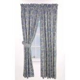 Rustic Life Cotton Rod Pocket Curtain Single Panel