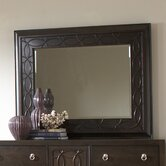 Ellipse Rectangular Dresser Mirror