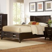 Brookside Panel Storage Bed