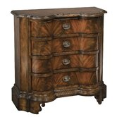 Accents 4 Drawer Hall Chest