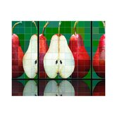 Pears Kitchen Tile Mural
