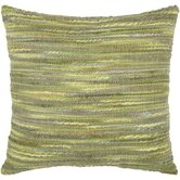 "T-3683 18"" Decorative Pillow in Green"