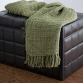 TH-0091 Throw in Sage