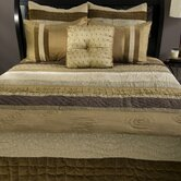 Gwalior Bedding Set in Beige / Brown