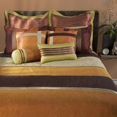 Kingston Bedding Set in Orange / Rust