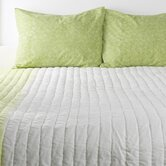 Chloe Quilt Set in Green