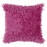"""T-3974A 18"""" Decorative Pillow in Pink"""
