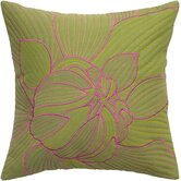 Pink Flower Pillow (Set of 2)