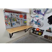 Standard Bench with Standard 3x5 IdealWall