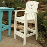 Uwharrie Chair Patio Bar Stools