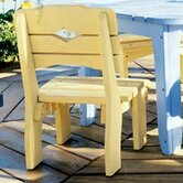 Harvest Kid's Desk Chair