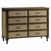 Signatures Indian Summer Guest 8 Drawer Dresser