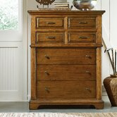 The Classic Portfolio Bungalow 7 Drawer Chest