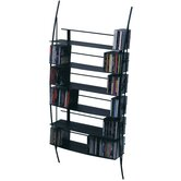 Pure Design CD Multimedia Wall Mouted Storage Rack
