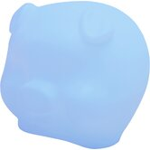 Piggy Pet Lamp in Sky Blue