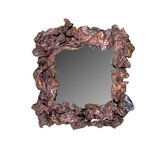 Square Drifter Mirror