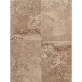 Pozzalo 9&quot; x 12&quot; Glazed Field Tile in Weathered Noce