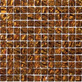 "Vista 1"" x 1"" Glass Mosaic in Venini"