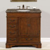 "Ashley 36"" Single Sink Bathroom Vanity Cabinet"