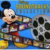 Disney Soundtracks Collection CD