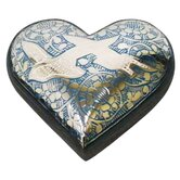Going Home Heart Keepsake Urn