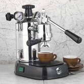 Professional Espresso Machine with Base