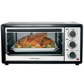 6-Slice Convection Toaster Oven in Stainless Steel