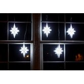Bethlehem Star String Light in White
