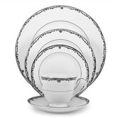Coronet Platinum Dinnerware Set