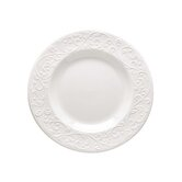 "Opal Innocence Carved 9.25"" Accent Plate"
