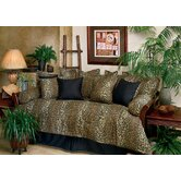 Leopard Daybed Bedding Collection