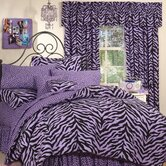 Zebra Lavender Bed-in-a-Bag Collection