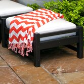 POLYWOOD® Outdoor Ottomans