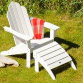 POLYWOOD® Adirondack Chairs
