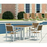 Euro 4 Piece Dining Set