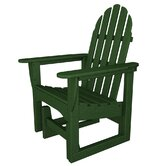 Adirondack Glider Chair