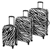 Morocco 360 3 Piece Luggage Set