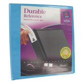 1.5&quot; Assorted Colors Durable Reference View Binder