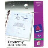 50 Count Economy Sheet Protector