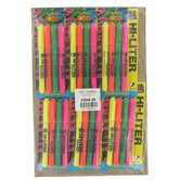 4 Count Assorted Hi-Liter Pen