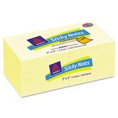 Perforated Lined Sheets Sticky Notes