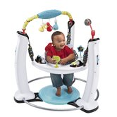 ExerSaucer Jump and Learn Stationary Jam Session Bouncer