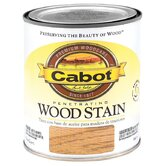 1 Quart Brown Mahogany Interior Oil Wood Stain 144-8134 QT