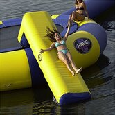 Large Aqua Slide Water Trampoline Attachment