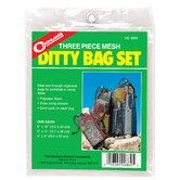 Mesh Ditty Bag Set (Set of 3)