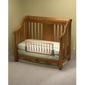 Convertible Crib Bed Rail in Natural